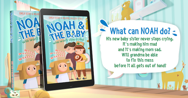 Image of Noah book and kindle covers